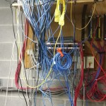 Previous wiring